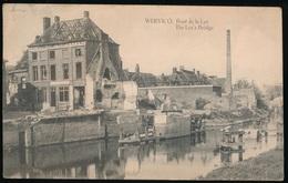 WERVIK - WERVICQ - PONT DE LA LYS - Wervik