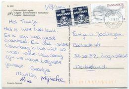 Danmark - Postcard - Carte Postale - Denmark