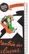 BUVARD Grand Bazar Liege Nombre 2 - Buvards, Protège-cahiers Illustrés