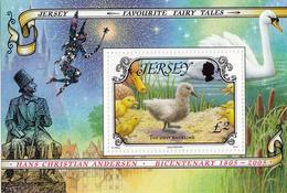 Jersey 2005 -, Fairy Tales & Legends M/Sheet - Unmounted Mint NHM - Jersey