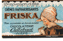 BUVARD Friska WIEZE - Dairy