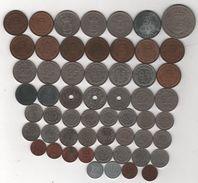 Danemark - Lot De 56 Monnaies -  D/501 - Denmark