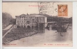 82 - MOISSAC - Le Moulin Sur Le Tarn - Moissac