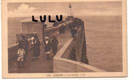 DEPT 76 : édit. L L N° 149 : Dieppe La Jetée - Dieppe