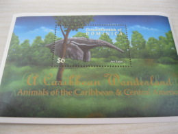 Dominica Fauna Animals Ant Eater - Dominica (1978-...)