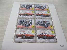 Dominica Car Automobile Ferrari - Dominica (1978-...)