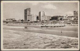 South Beach, Durban, South Africa, C.1940s - Newman Art Publishing Co Postcard - South Africa