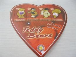 GRENADA CARRAICOU & PETITE MARTINIQUE Teddy Bears Odd Shape - Grenada (1974-...)