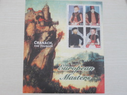 Gambia  CRANACH ART PAINTINGS EUROPEAN MASTERS - Gambia (1965-...)