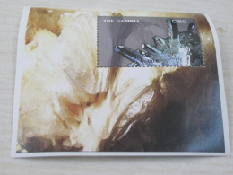 Gambia  Mineral Quartz - Gambia (1965-...)