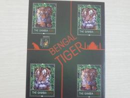 Gambia Fauna Bengal Tiger - Gambia (1965-...)
