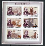 2009 -  ISOLE COMORES - Mi. Nr. 1961/1966 - NH -  (UP.70.30) - Isole Comore (1975-...)