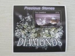 Gambia Stone Diamond - Gambia (1965-...)