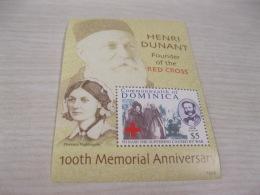 Dominica  Henri Dunant Red Cross - Dominica (1978-...)