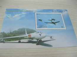 Dominica  Chinese Aviation Airplane - Dominica (1978-...)