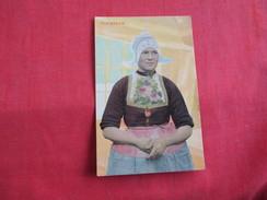 Female Dress Volendam   Ref 2790 - Europe