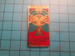 Pin510a Pin's Pins / Beau Et Rare : COCA-COLA JEUX OLYMPIQUES D'ETE SEOUL 1988 - Coca-Cola