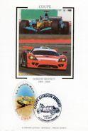 Formula 1 - Le Mans - Rally Raid  - Coupe Gordon Bennett  -  Carte Postale/Maxi Carte (France) - Grand Prix / F1