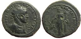 [H] +++ AE28 -- Gordien III -- NIKOPOLIS -- Fortuna Reverse - Nice Portrait++ - Römische Münzen