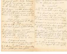 Poeme De Verhaeren - Autres Collections