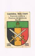 Klevertje Uitgegeven Door Koffie MAG - Leopoldsburg