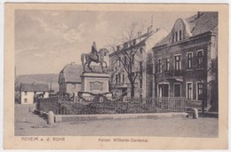 Neheim A. D. Ruhr - Kaiser Wilhelm-Denkmal - Arnsberg