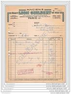 75 10 006 PARIS SEINE 1950  Ets LEON GUILBERT ET FILS Rue Montlouis - France
