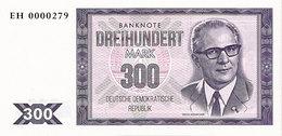 Specimen  Germany 300 Marks  2016   UNC Erich Honecker - [17] Fakes & Specimens