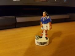Fève - Christian Karembeu - Fédération Française De Football - Sports