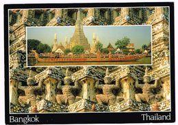 V1266 Bangkok - Thailand - Nice Stamps Timbres Francobolli / Viaggiata 1991 - Tailandia