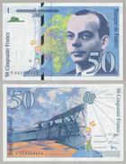 BILLET 50 FRANCS 1997 SAINT-EXUPÉRY P 042402475 - 1992-2000 Last Series