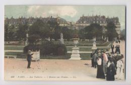 PARIS - 1913 - L'Homme Aux Oiseaux -  Jardin Des Tuileries - Colorisée - Animée - Frankreich