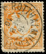 Pays :  20,02 (Allemagne : Bavière)  Yvert Et Tellier N° :  66 (o) - Bavière