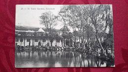 CPA - SI YUEN GARDEN SOOCHOW - SHANGHAI - CHINE - CHINA - China