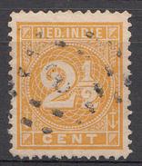 Indes Néerlandaises 1883 Nvph.nr.: 19 Cijferzegel  Oblitérés /Used / Gestempeld - Niederländisch-Indien