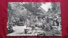CPA - ONE OF THE GARDENS IN THE WEST LAKE HANGCHOW - SHANGHAI - CHINE - CHINA - China