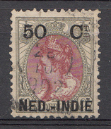 Indes Néerlandaises 1900 Nvph.nr.: 36 Hulpuitgifte  Oblitérés /Used / Gestempeld - Niederländisch-Indien