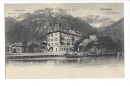 18979 - Interlaken Hôtel Du Lac Ostbahnhof - BE Berne
