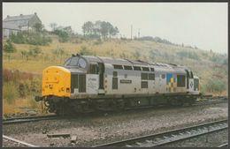 British Rail No 37688 Great Rocks At Peak Forest - Exe Rail Postcard - Trains