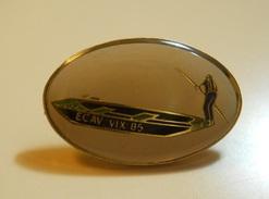 PIN * ECAV VIX'85 - Badges