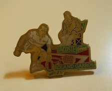 PIN * Roland Garros 91 * Temple - Badges