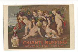 18984 - Chianti Ruffino Pontassieve Firenze - Publicité
