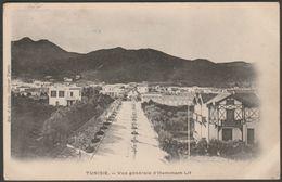 Vue Générale D'Hammam Lif, Tunisie, 1912 - D'Amico CPA - Tunisia