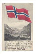 18986 - Stalheims Hotel - Norvège
