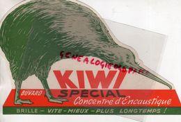 CHAUSSURES- BUVARD KIWI SPECIAL- ENCAUSTIQUE CIRAGE CIRE - Shoes