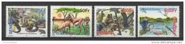 Senegal (2013) - Set -  /  Mushrooms - Funghi - Champignons - Setas - Pilzen - Birds - Fauna - Frog - Monkey - Champignons