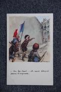 POULBOT : - On Les Tient ....ils Sont Bloqués Dans L'impasse. - Poulbot, F.