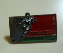 PIN * Euro 2004 * Portugal * Logopin - Badges