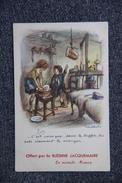 POULBOT : - C'est Parce Que ,dans Le Buffet, Les Rats Viennent Le Manger. - Poulbot, F.