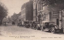 CAEN : Clinique De La Miséricorde- Entrée Rue Nationale - Caen